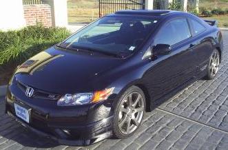Image Result For Honda Civic Si Hfp